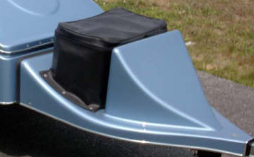 Cooler Cover For Open Cooler Packages