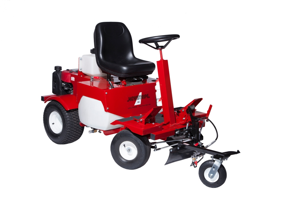 NewRider 1700 Self-Propelled Ride-On Airless Pump Paintstriper
