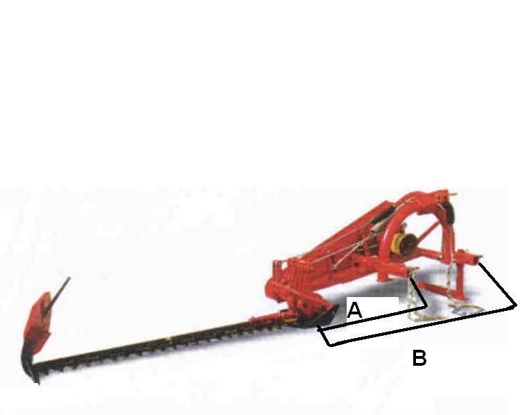 Sickle Bar Mower Position Photo