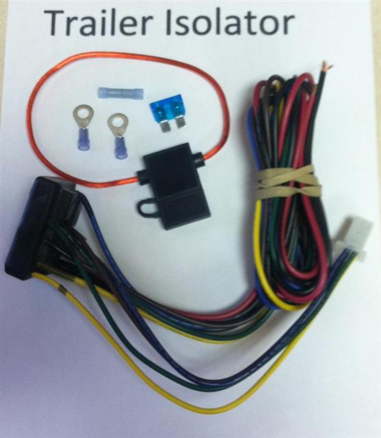 Trailer Isolator Kit