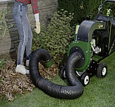Optional Vacuum Hose Attachment