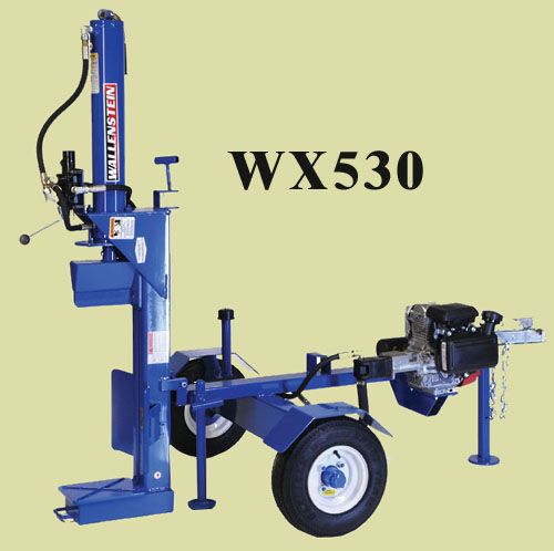 Model WX530 Tow Behind Horizontal/Vertical Model