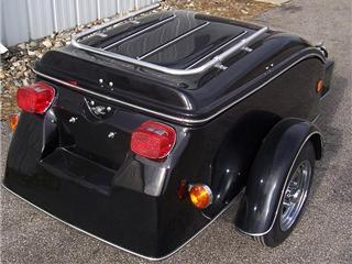 XL HD Trailer With Harley Davidson Style Tail Lights