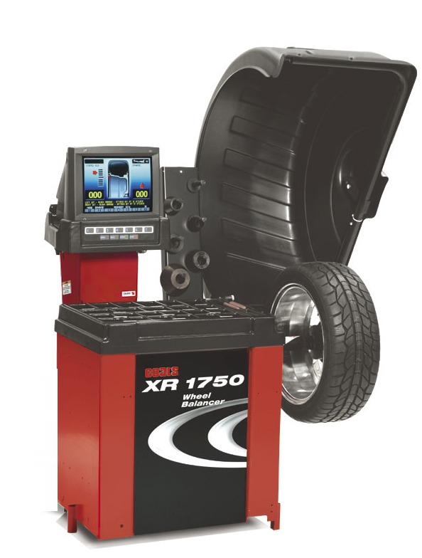 Click Here To Go To The Wheel Balancer And Tire Changer Index